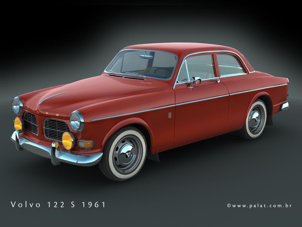 Volvo Amazon 1962 - Page 3